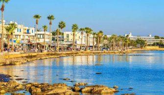 Открытие границ Кипра для туристов из России